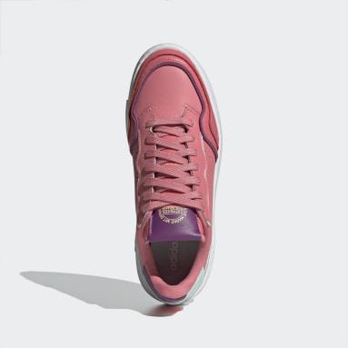 Kadın Originals Pembe Supercourt Ayakkabı