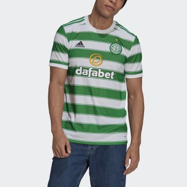 Football White Celtic FC 21/22 Home Jersey