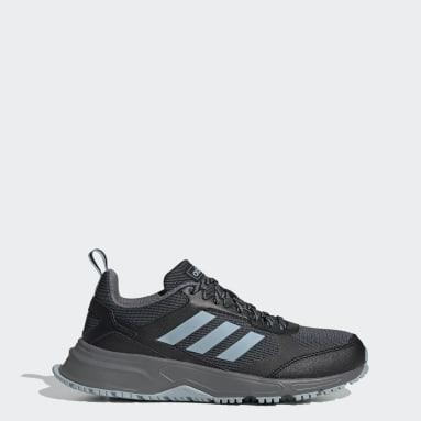 Women's Essentials Black Rockadia Trail 3.0 Wide Shoes