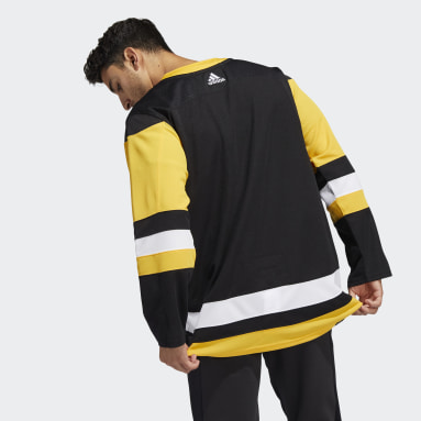 Men's Hockey Black Penguins Home Authentic Jersey