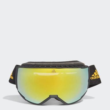 Maschera da sci SP0039 Nero Sport Invernali