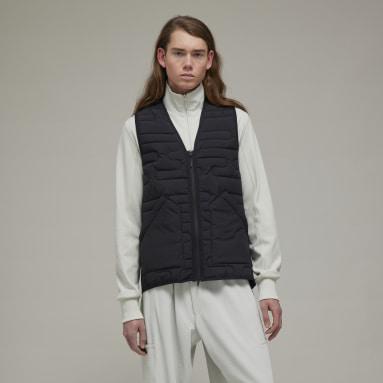 Men Y-3 Black Y-3 Classic Cloud Insulated Vest