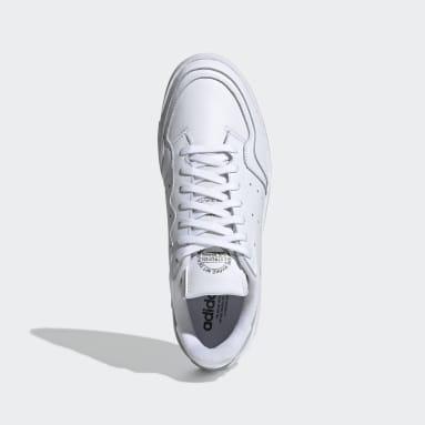 Tenis Supercourt Blanco Hombre Originals