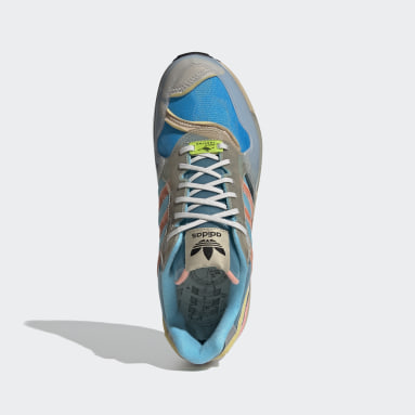 Scarpe ZX 0006 X-Ray Inside Out Turchese Originals