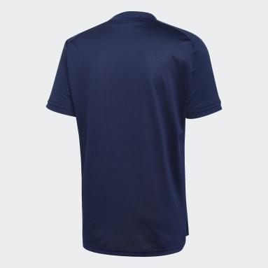 Camiseta de Entrenamiento Condivo 20 Azul Hombre Fútbol
