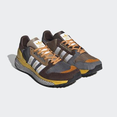 ผู้ชาย Originals สีน้ำตาล รองเท้า Questar HM