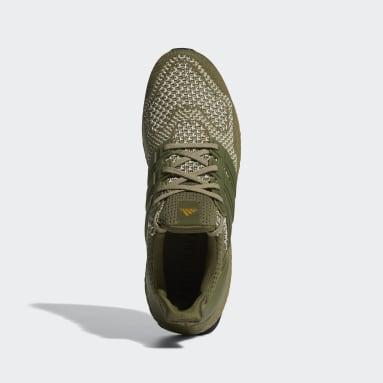 Running Green Ultraboost 1.0 DNA Shoes