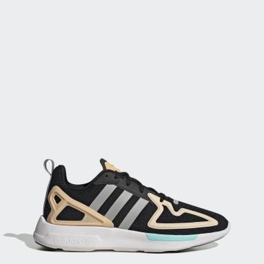 Sapatos ZX 2K Flux Preto Mulher Originals