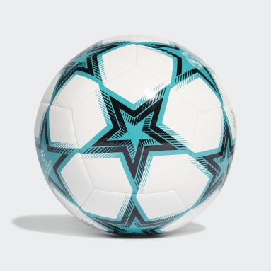 Pallone UCL Pyrostorm Club Real Madrid Bianco Calcio
