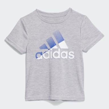 Infant & Toddler Training Grey Motion Shorts Set