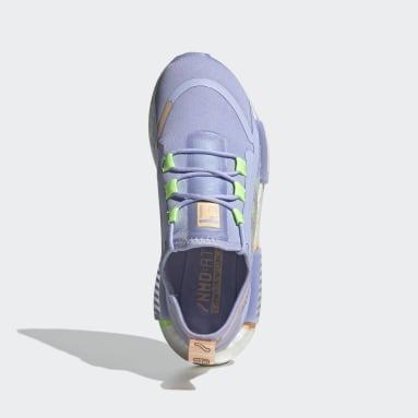 Chaussure NMD_R1 Spectoo Violet Filles Originals