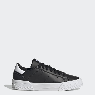 Women's Originals Black Court Tourino Shoes