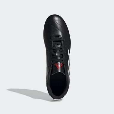 Chaussure Goletto VII Terrain souple noir Soccer