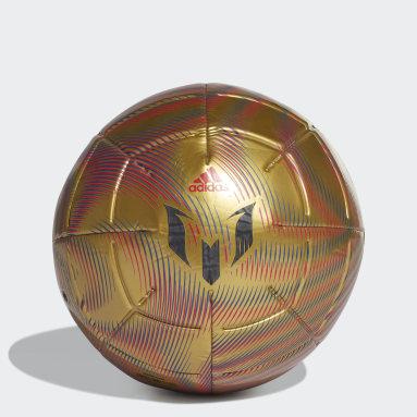 Fotbal zlatá Míč Messi Club