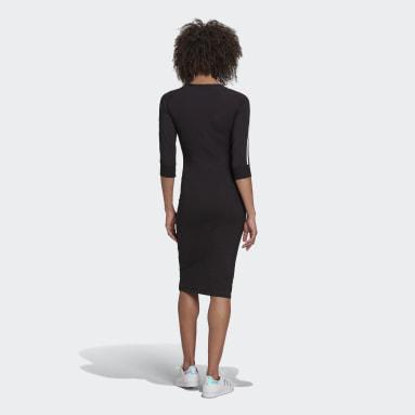 Women's Originals Black Adicolor Classics Dress