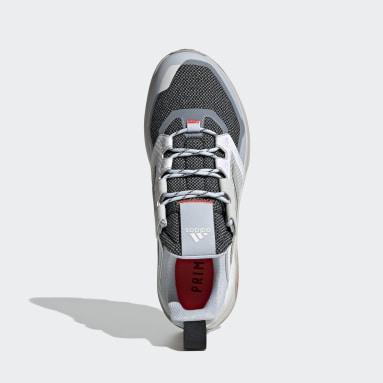 TERREX Blue Terrex Trailmaker Primegreen Hiking Shoes