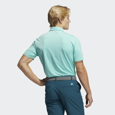 Polo Ultimate365 Solid Verde Hombre Golf