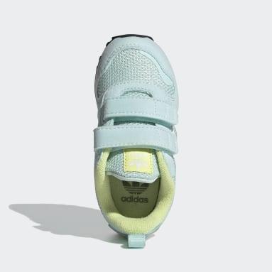 Girls Originals Green ZX 700 HD Shoes