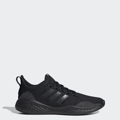 Men's Running Black Fluidflow 2.0 Shoes
