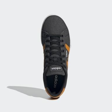 Zapatillas Daily 3.0 Negro Hombre Diseño Deportivo