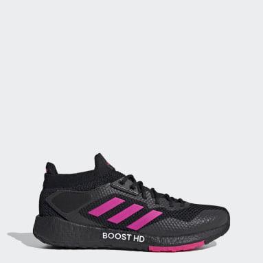 Tênis Pulseboost HD Preto Mulher Sportswear