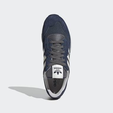 Chaussure ZX 420 Bleu Originals