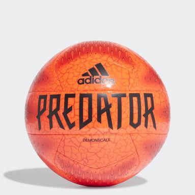 Soccer Orange Predator Training Ball