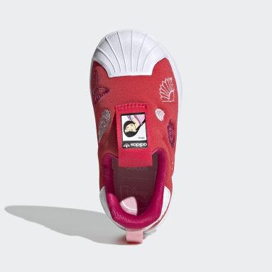 Infant & Toddler Originals Grey Disney Superstar 360 Shoes