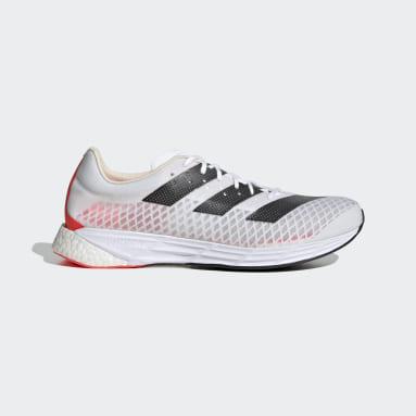 Chaussure Adizero Pro Blanc Running