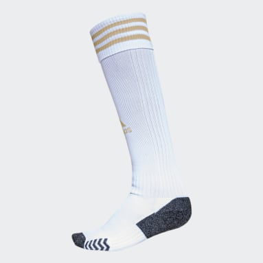 Meião Adi 21 Branco Futebol