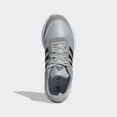 Men Running Grey Adi-Bounce Shoes