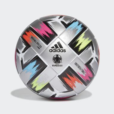 Men's Soccer Silver Uniforia Finale League Ball