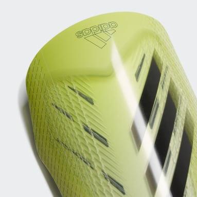 Fodbold Gul X Pro benskinner