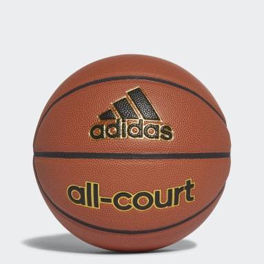 Basketball Orange All-Court Basketball