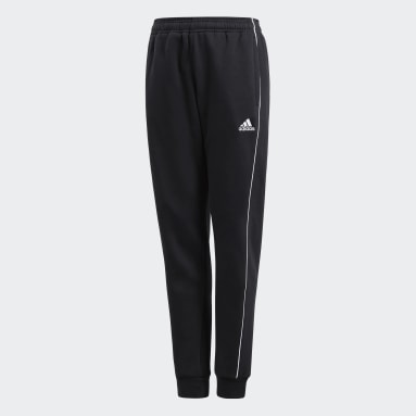 Kids Gym & Training Black Core 18 Sweat Pants