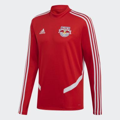 Maglia da allenamento New York Red Bulls Rosso Uomo Calcio