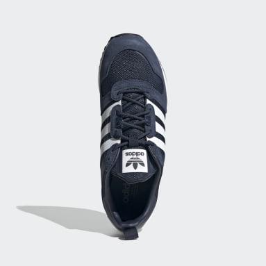 Men's Originals Blue ZX 700 HD shoes