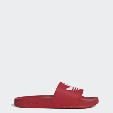 Originals Red Adilette Lite Slides