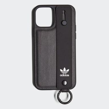 Originals Black Molded Hand Strap Case 2020 iPhone 12/12 Pro