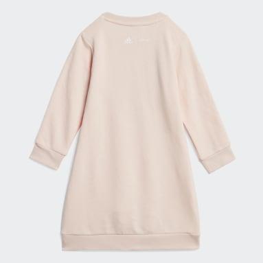 I DSNY DRESS Różowy