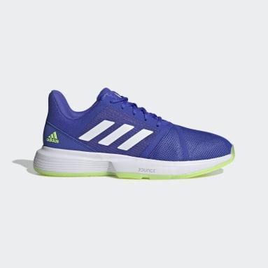 Tenis modrá Tenisky CourtJam Bounce