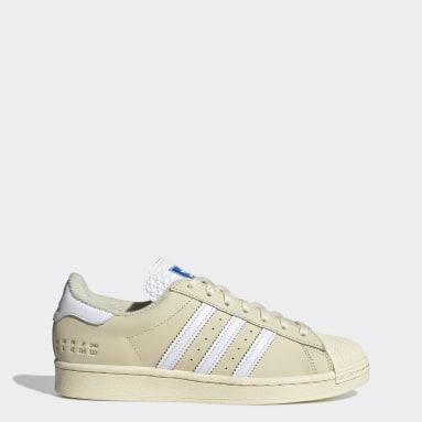 Originals Beige Superstar Schoenen