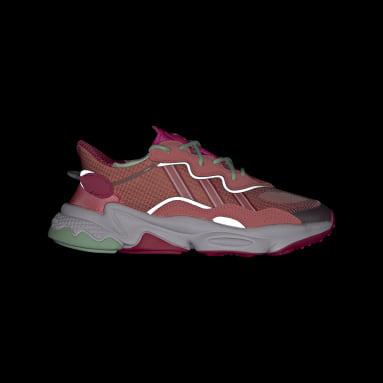 Dam Originals Röd OZWEEGO Shoes