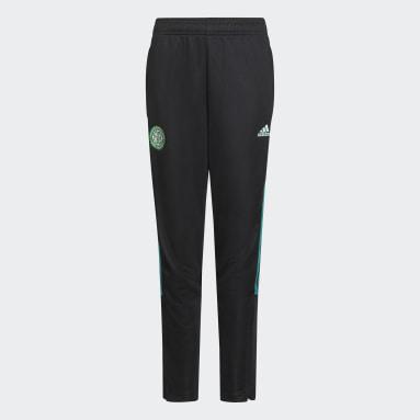 Celtic FC Tiro Training Pants Czerń