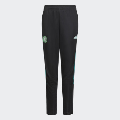 Pantalon d'entraînement Celtic FC Tiro Noir Enfants Football