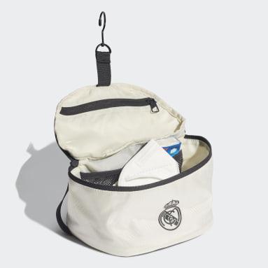 Fotbal bílá Kosmetická taška Real Madrid