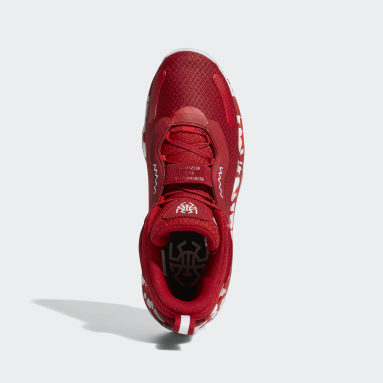 Basketball Red Donovan Mitchell D.O.N. Issue #3 Shoes - Team Collection