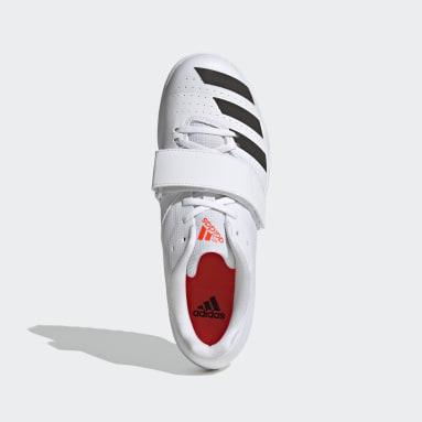 Männer Leichtathletik Jumpstar Tokyo Spike-Schuh Weiß