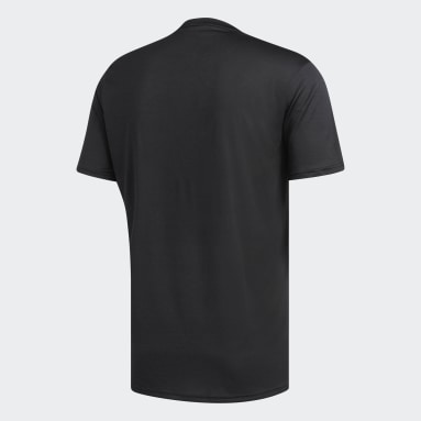 Camiseta Own The Run Cooler Preto Homem Running