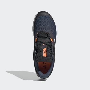 Sapatos de Trail Running Two Flow TERREX Azul Homem TERREX